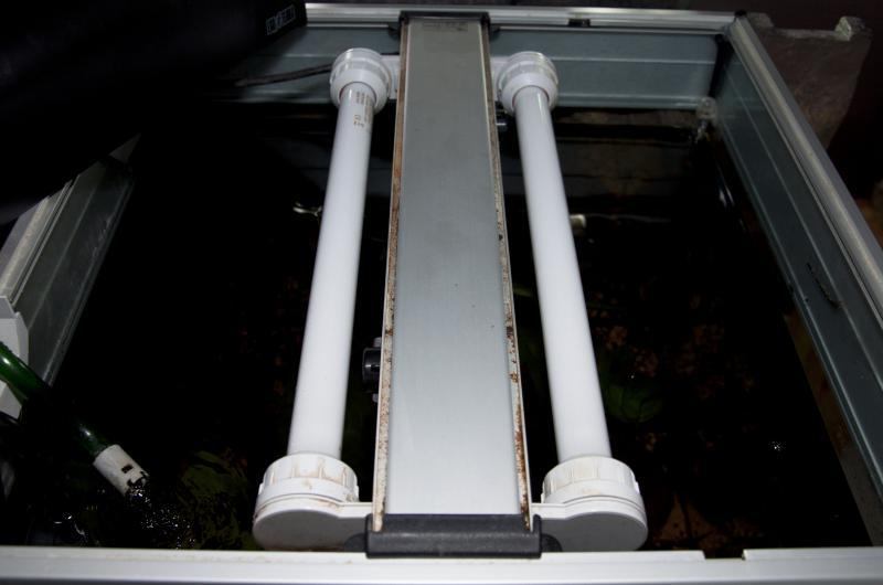 Remettre en service une rampe d'éclairage de récupération 51973610