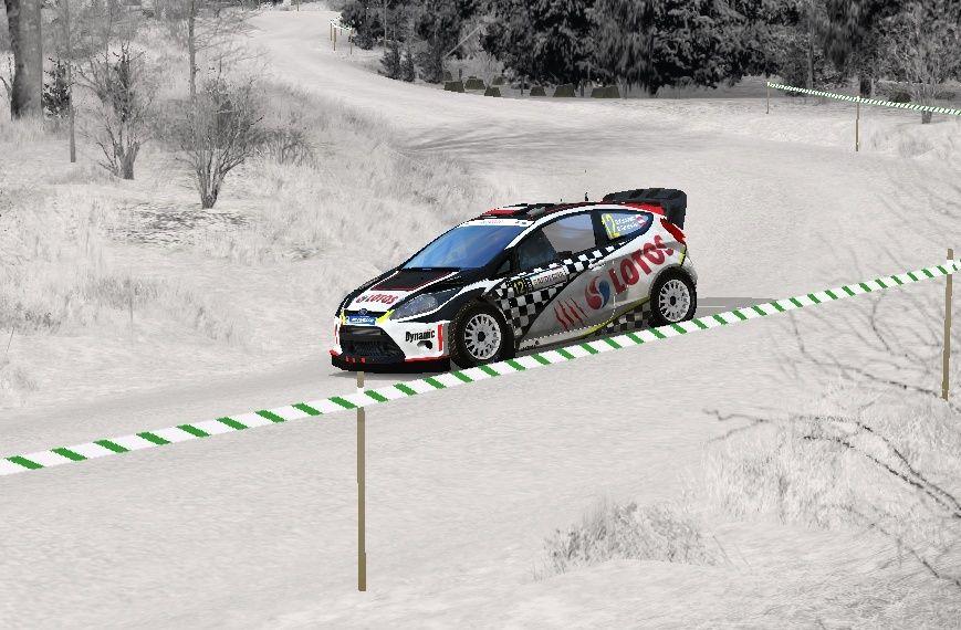 Crónica Rally Suécia R1 211