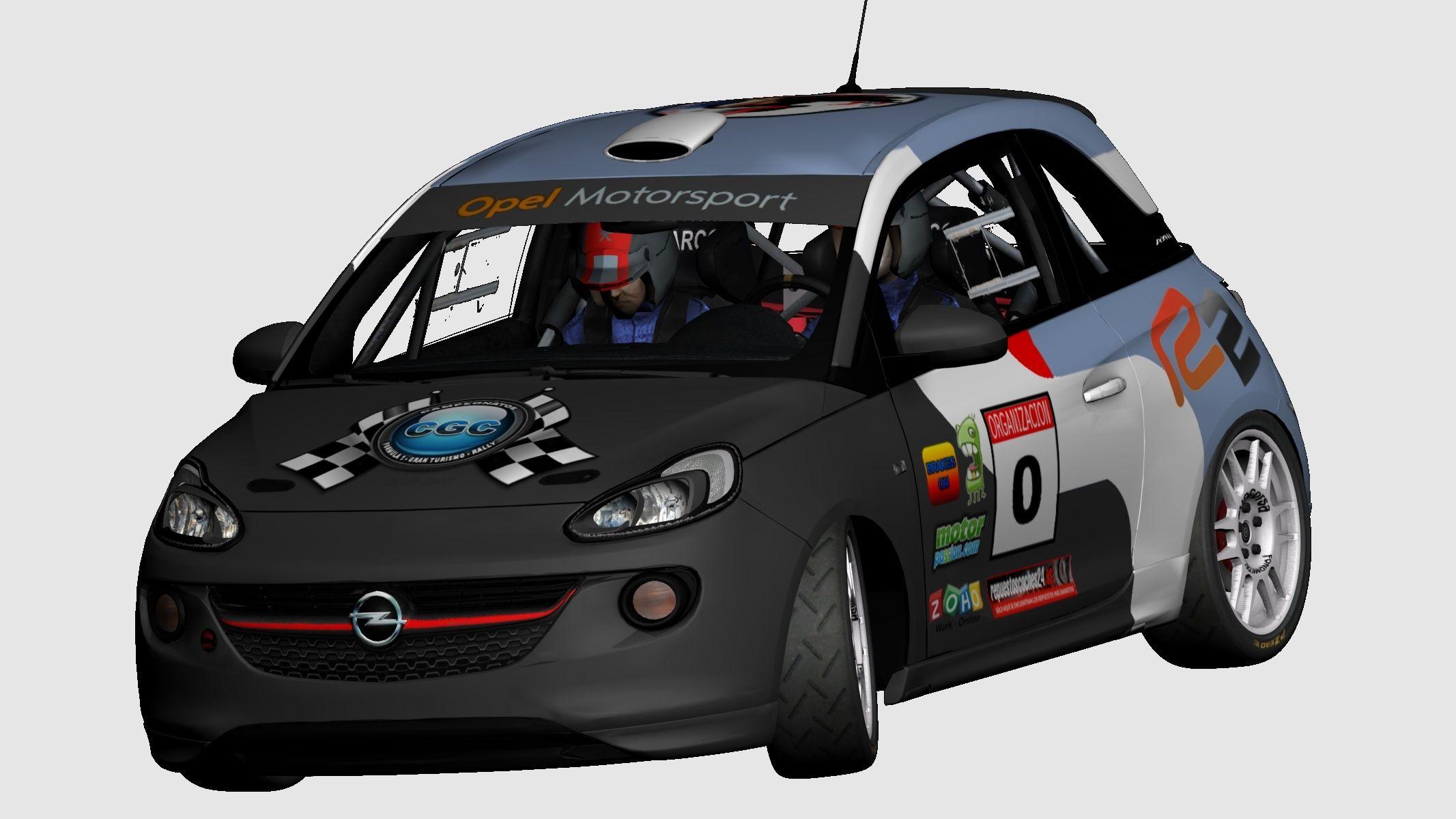 15º evento de Temporada Rally les Corbes CGC 2211