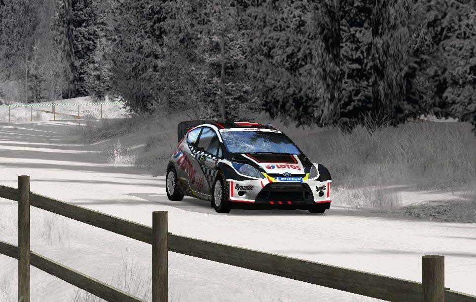 Crónica Rally Suécia R1 312
