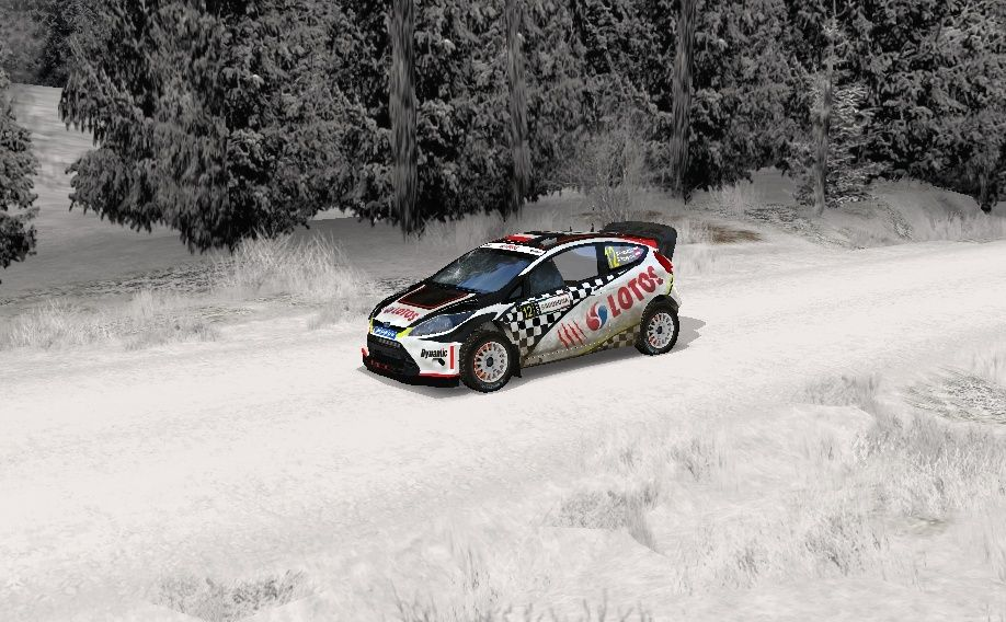 Crónica Rally Suécia R1 411