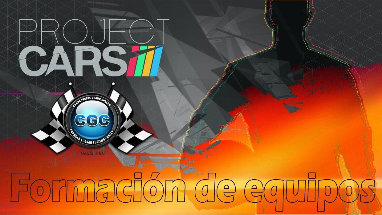Formacion de equipos Campeonato Project Cars Formac10