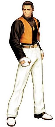 Pour vous qui est le meilleur personnage des jeux de combat SNK Kof_2010