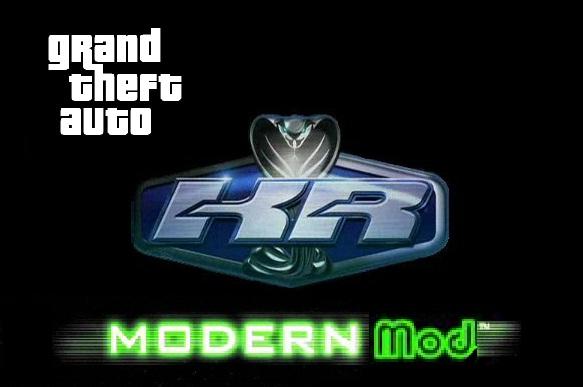 GTA Knight RIder Modern Mod [ESPAÑOL] Modern10