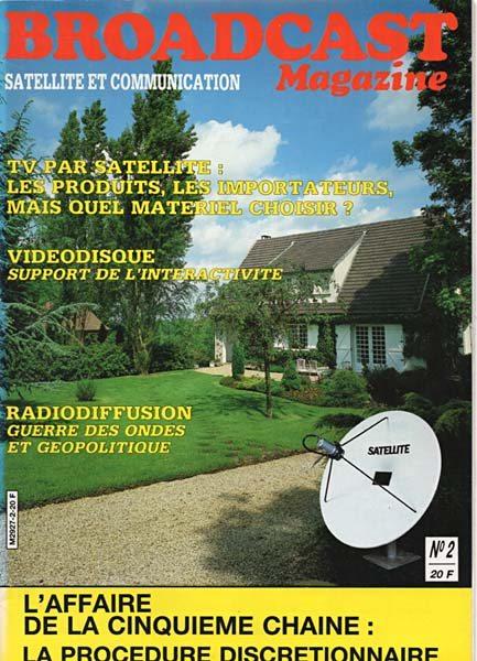 Les revues - Les clubs DX Bcm210