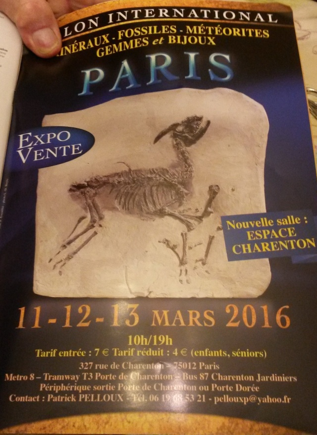 2016 Bourse internationale de Paris  - Page 2 20160210
