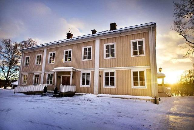 Hotell Älgen Kgyard11