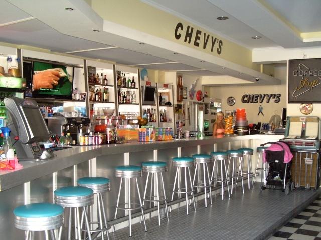 Chevy's diner Zakynt11