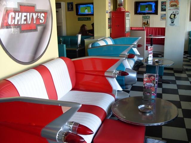Chevy's diner Zakynt12