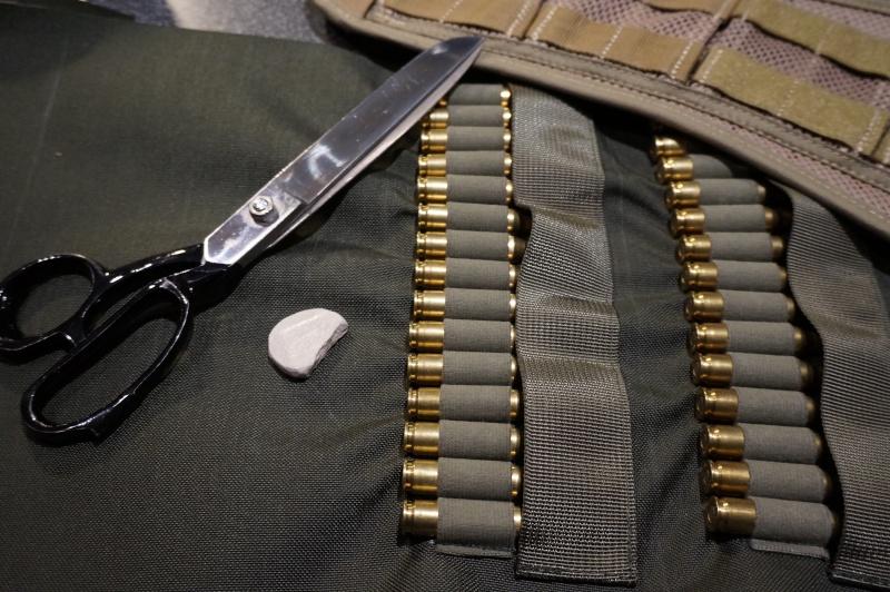Tactical Match Ammo / Brass Carrier & Magazine Pouch Dsc01144
