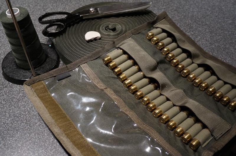 Tactical Match Ammo / Brass Carrier & Magazine Pouch Dsc01145