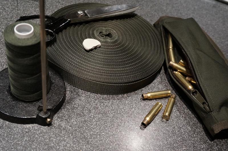 Tactical Match Ammo / Brass Carrier & Magazine Pouch Dsc01146