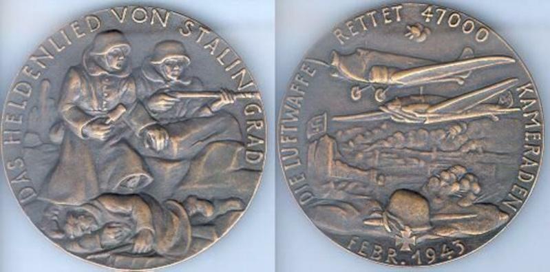 La médaille de Stalingrad...  Schlal11