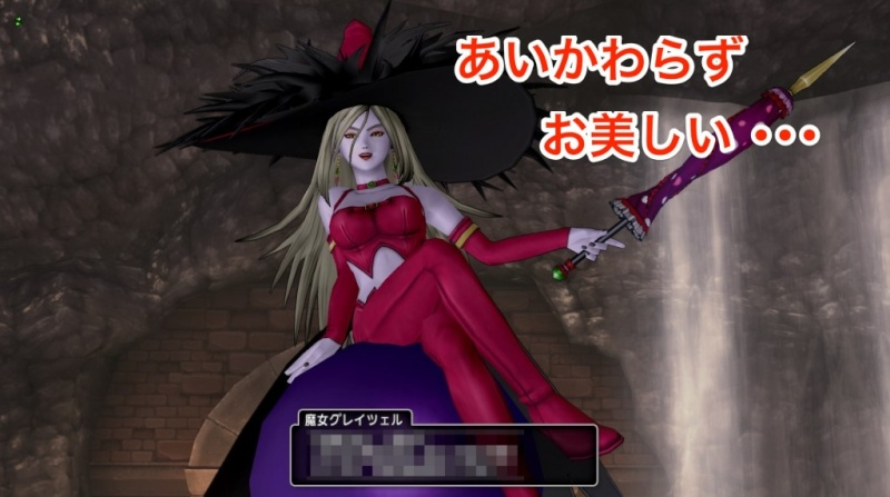 Dragon Quest X (F/F F/M MC) Sexy_w11