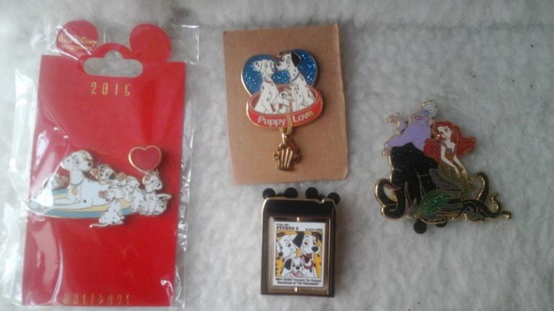 Le Pin Trading à Disneyland Paris - Page 6 20160110