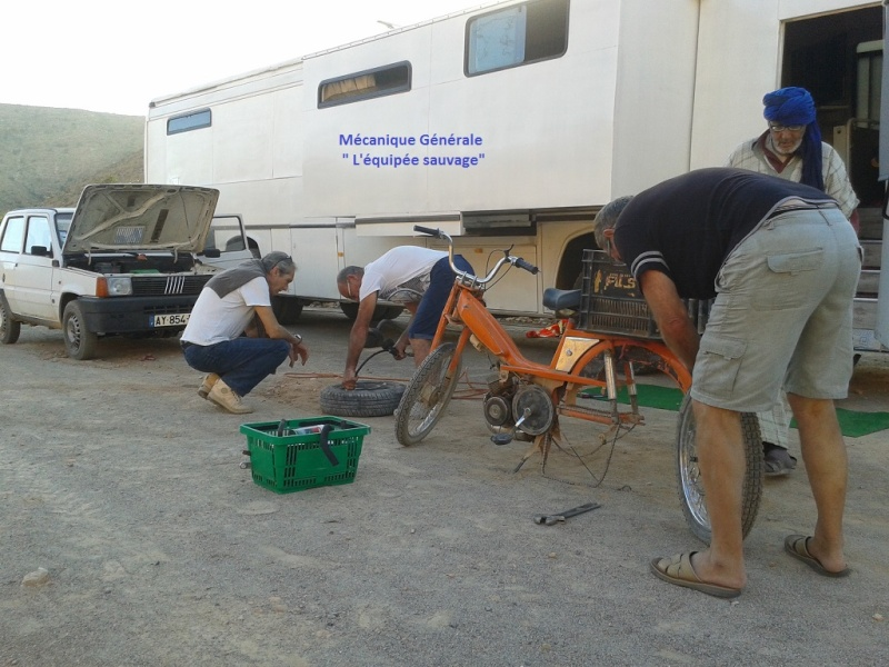 Des nouvelles du camping La vallée ABAYNOU 20151212