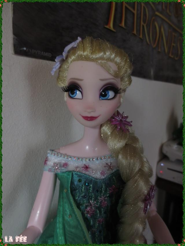 Disney Store Poupées Limited Edition 17'' (depuis 2009) - Page 38 Elsa_f10