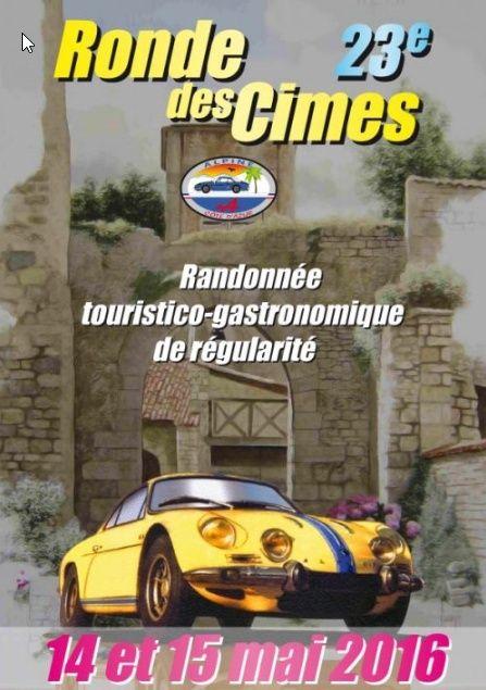 Ronde des cimes d'Azur Screen10