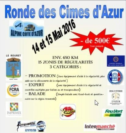 Ronde des cimes d'Azur Screen11