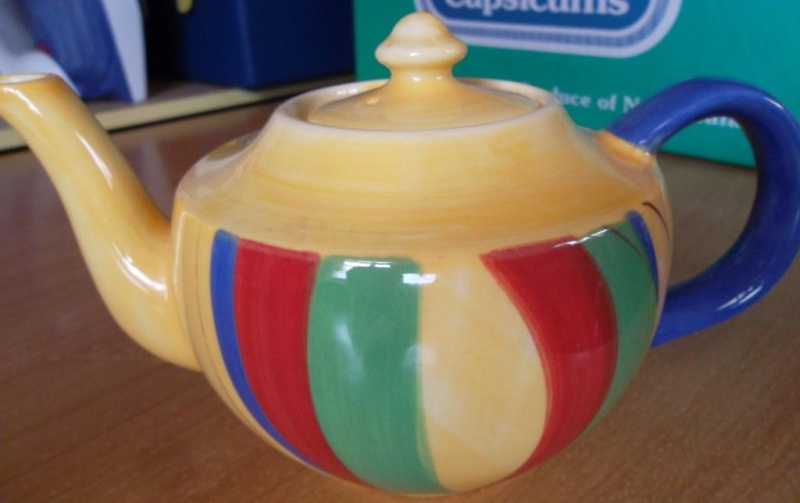 Catherine Anselmi Teapot 1995 Cather11