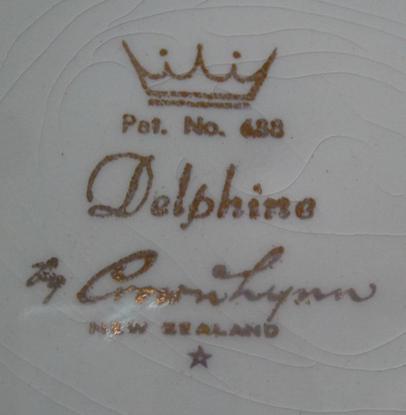 dinner - Delphine 688 - dinner plate  Delphi11
