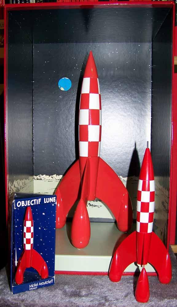 mise en peinture de figurines Tintin - Page 2 100_2918