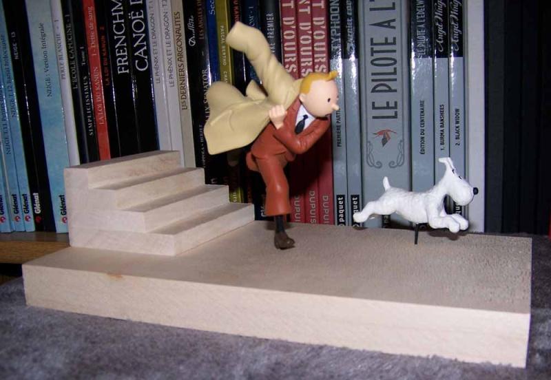 mise en peinture de figurines Tintin - Page 3 100_2929