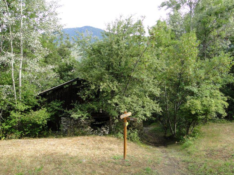 Bozel - la Dent du Villard - lac de la Rosière Dsc03636
