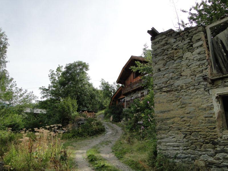 Bozel - la Dent du Villard - lac de la Rosière Dsc03640