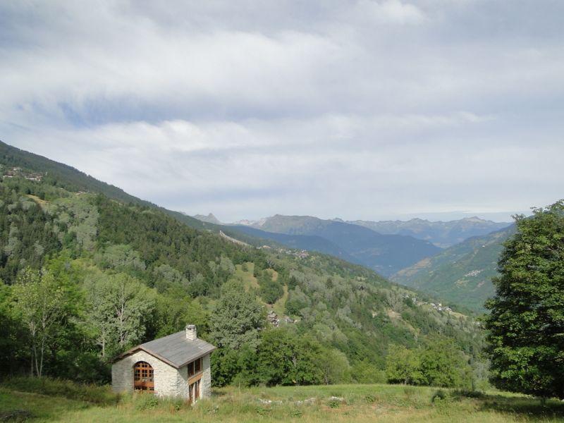 Bozel - la Dent du Villard - lac de la Rosière Dsc03641