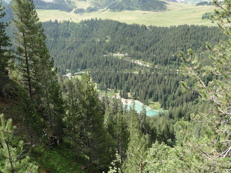 Bozel - la Dent du Villard - lac de la Rosière Dsc03645