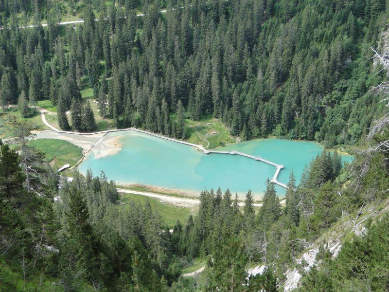 Bozel - la Dent du Villard - lac de la Rosière Dsc03710