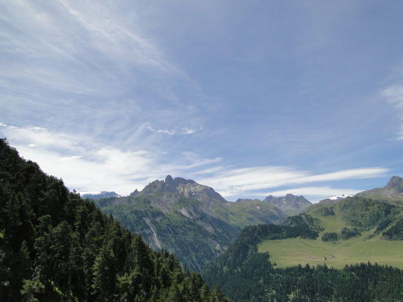 Bozel - la Dent du Villard - lac de la Rosière Dsc03714