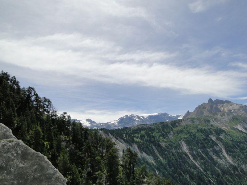 Bozel - la Dent du Villard - lac de la Rosière Dsc03718