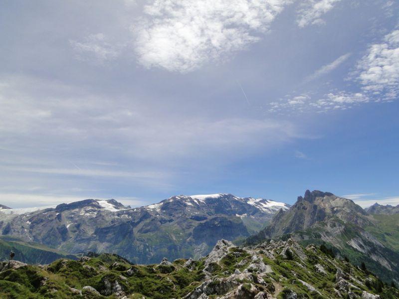 Bozel - la Dent du Villard - lac de la Rosière Dsc03723