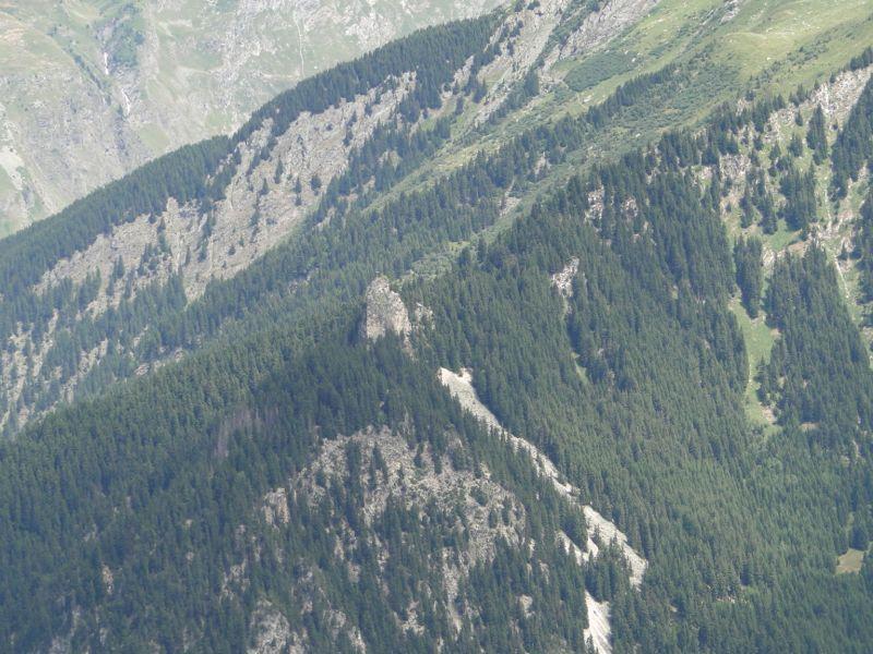 Bozel - la Dent du Villard - lac de la Rosière Dsc03733