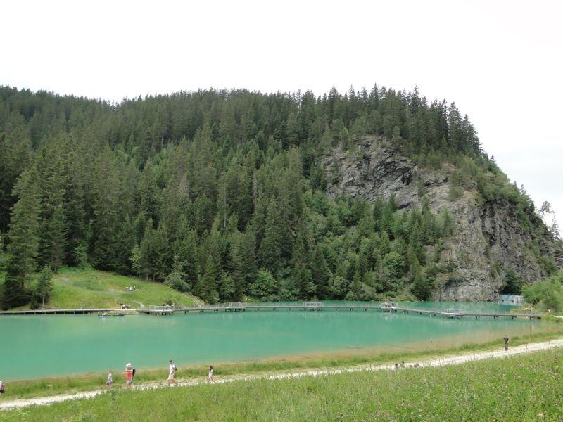 Bozel - la Dent du Villard - lac de la Rosière Dsc03734