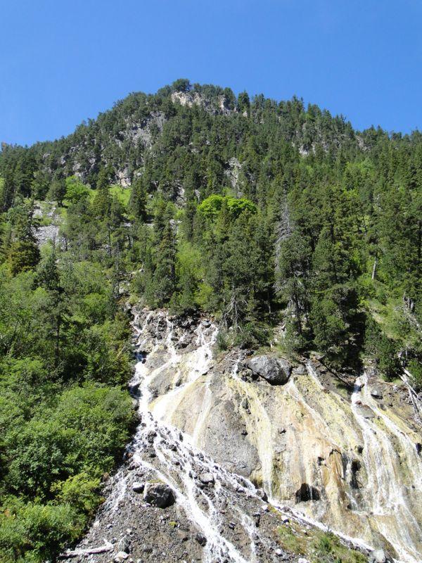 Bozel - la Dent du Villard - lac de la Rosière Dsc03740