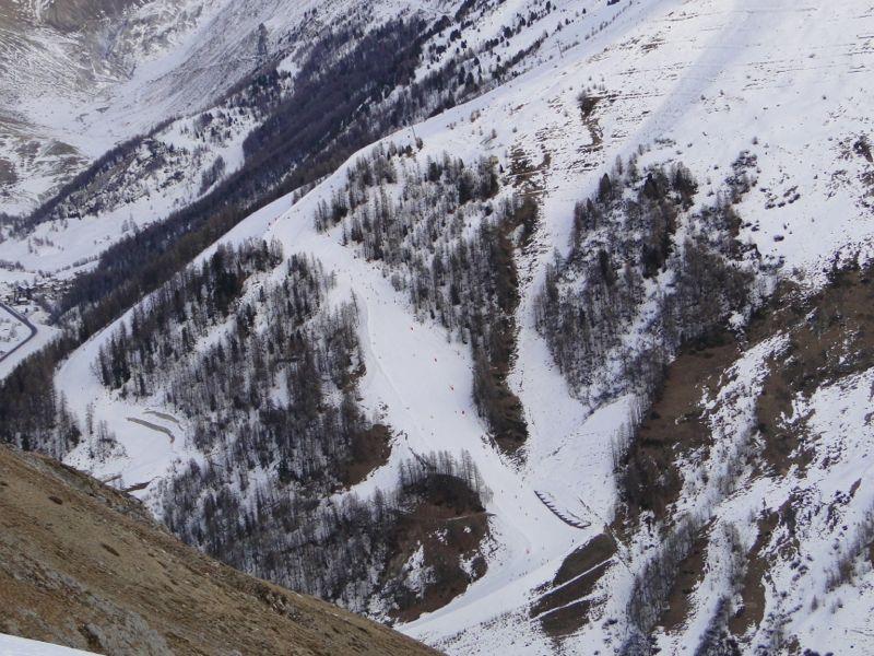 [Val d'Isère] Données sur les pistes Dsc04212
