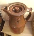 Large jug with prunts - Peter Snagge, Tichborne Pottery nr. Alresford Image143