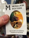 Richard Champion, Monkleigh Pottery Image164