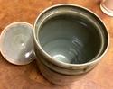 Unmarked lidded jar Image303