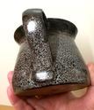 Nuka glazed jug, rabbit mark Image355