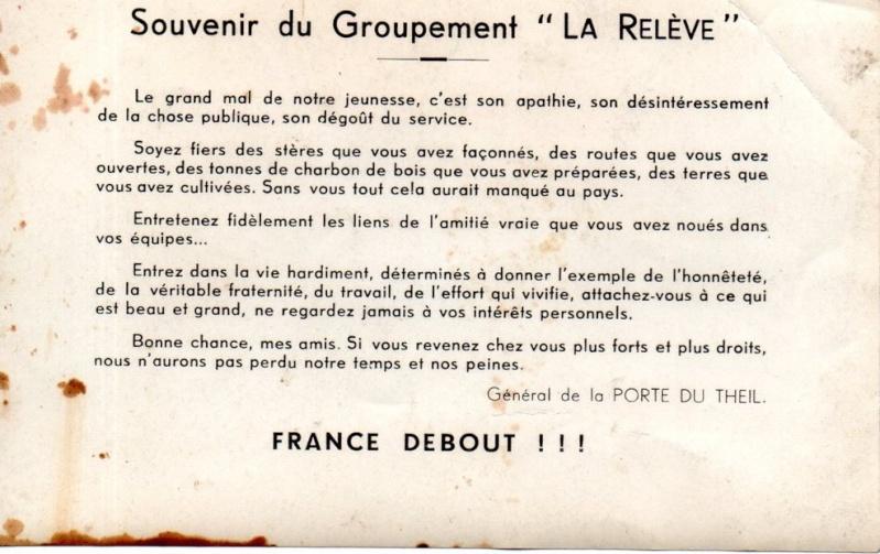"""groupement - LE GROUPEMENT N° 8 """"La Relève"""" 811_0010"""