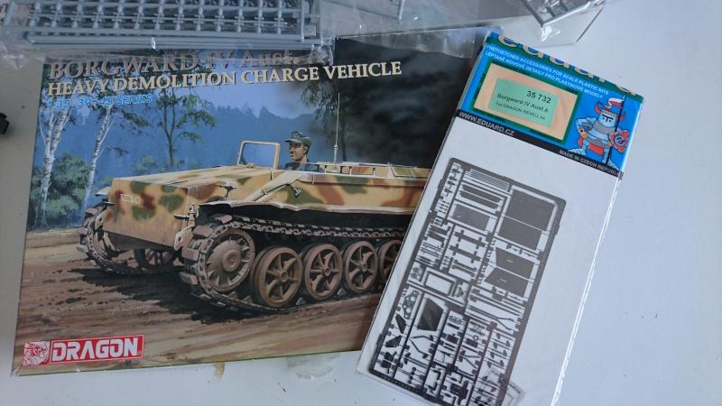 Il neigeait Borgward IV Ausf. A Dragon + PE Eduard 1/35 TERMINE Bgwd_110