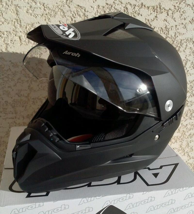 [Plus a vendre] Casque Airoh S5 taille L neuf Cam03518
