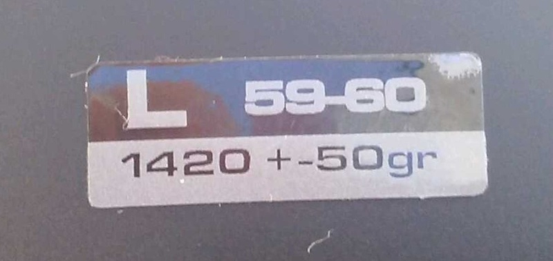 [Plus a vendre] Casque Airoh S5 taille L neuf Cam03519