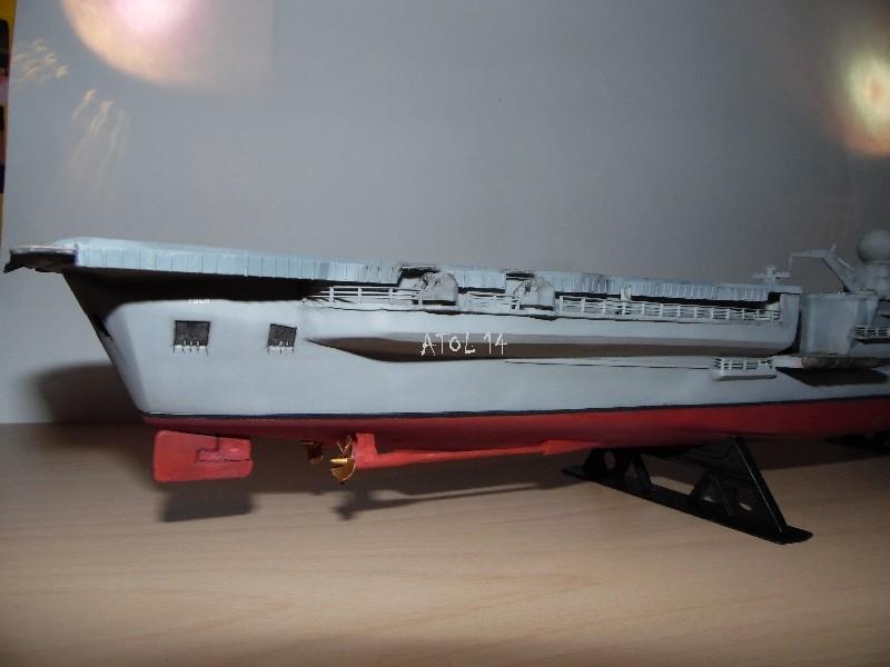 Porte Avions FOCH - HELLER 1/400e Sam_0916