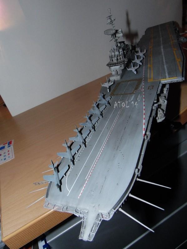 Porte Avions FOCH - HELLER 1/400e Sam_0918