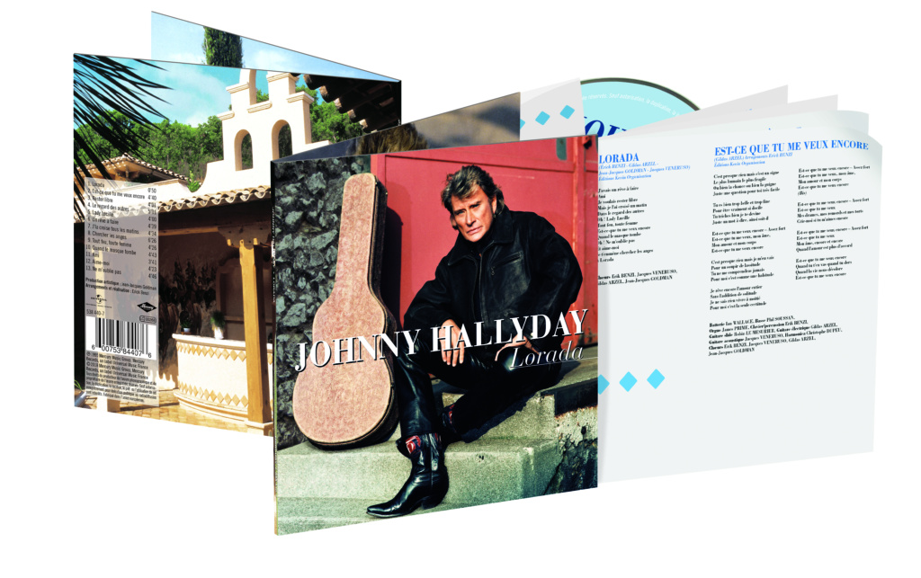 Les CD paper sleeves de septembre 00600758